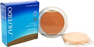 Shiseido UV Protective Compact Refill SPF 36 Foundation Broad Spectrum - Medium Ivory