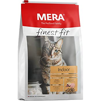 Mera Dog Katzenfutter Finest Fit Senior 4 Kg Amazon De Haustier