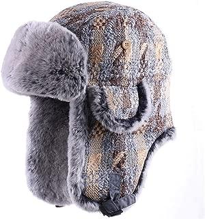 Best russian rabbit fur hat uk Reviews