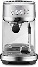 Breville Bambino Plus Espresso Machine - Brushed Stainless Steel, BES500BSS