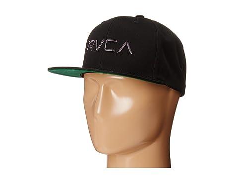 RVCA Twill Snapback at Zappos.com a2c32503b09