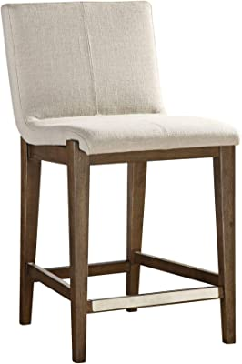 b8c90c8eff6e Amazon.com  Kathy Kuo Home Corneille French Country Limed Oak Linen ...