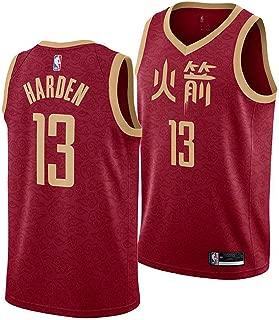 Outerstuff James Harden Houston Rockets #13 Red Youth Alternate City Edition Swingman Jersey