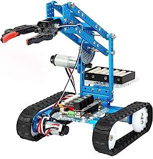 Makeblock DIY Ultimate Robot Kit - Premium Quality - 10-in-1 Robot - STEM Education - Arduino - Scratch 2.0 - Programmable...