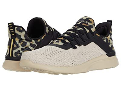 Athletic Propulsion Labs (APL) Techloom Tracer (Parchment/Black/Leopard) Women