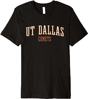UT Dallas Comets NCAA T-Shirt RYLUTD07
