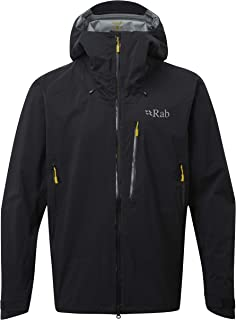 Rab Men's Firewall Jacket Waterproof Stretch Active Jacket All-Year-Round