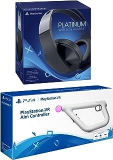 Playstation 4 Platinum auriculares inalámbricos 7.1 Surround Sound & psvr lente driver