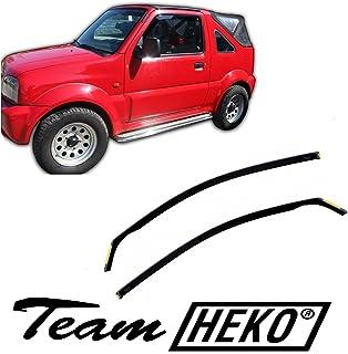 Rails 5 porte 2006- // Fiat Sedici 5 porte 2006- // Sedici Deflettori aria e pioggia antiturbo aerodinamico alta resistenza agli impatti Suzuki Sx4 Rails 5 porte 2006-