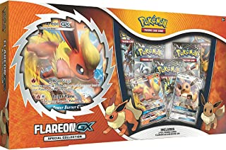 Pokemon TCG: Flareon-GX Special Collection