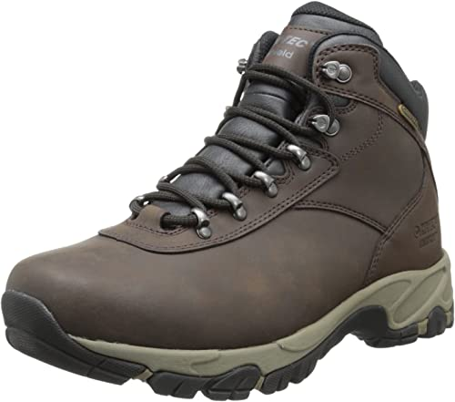 Hi-Tec Men& 039;s Altitude V I Waterproof Hiking Stiefel,Dark Chocolate Dark Taupe schwarz,11 M US