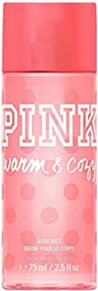 Victoria's Secret Pink Warm & Cozy Body Mist 2.5oz New