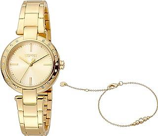 ساعة كوارتز عصرية للنساء من اسبريت، ES1L230M0055