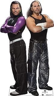 Advanced Graphics The Hardy Boyz Life Size Cardboard Cutout Standup - WWE