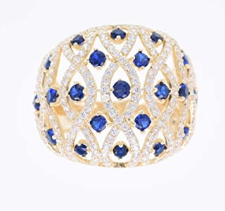 Pure gold Ring 37281