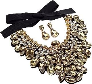Best champagne color necklace Reviews