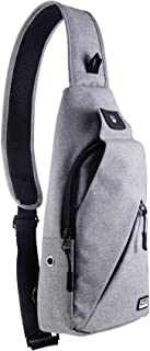Peak Gear Sling Compact Crossbody Backpack and Day Bag - w/Lifetime Lost & Found ID