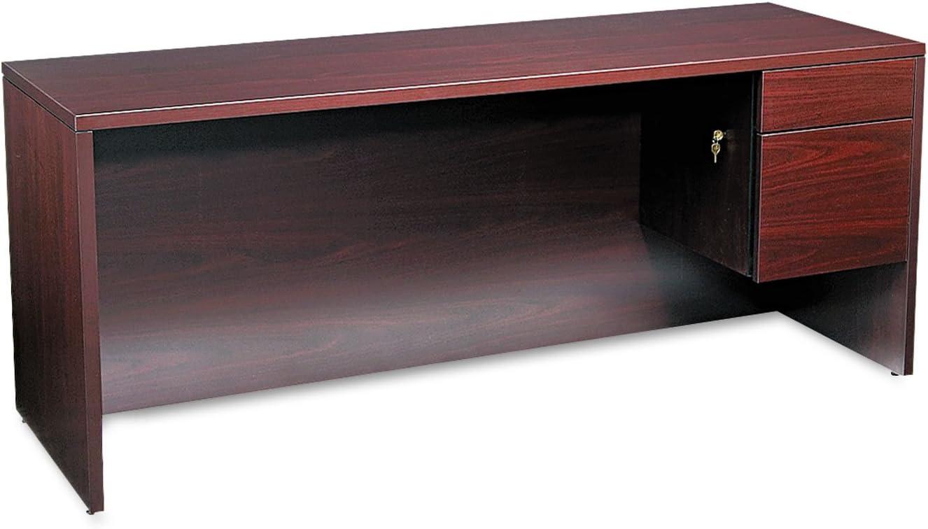 HON 10545RNN 10500 Series 3 Pedestal 72 Credenza Right Purchase 4-Height Cheap sale