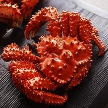 花咲ガニ 姿 天然 ボイル 蟹 かに 800g 1尾 北国からの贈り物