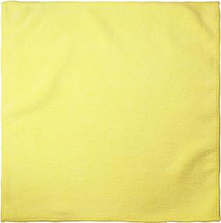 コネクト システムクロス 厚手 40×40cm 100枚セット 黄 超極細繊維マイクロファイバー製