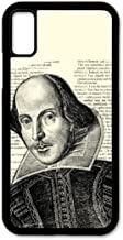 Cell Phone Cover - Slim Fit - Compatible with Apple iPhone XR - Shakespeare