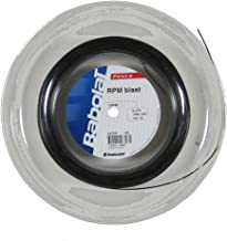 Babolat RPM Blast Tennis String - 100m / 330 feet Mini Reel - Choice of Gauge - Half Reel
