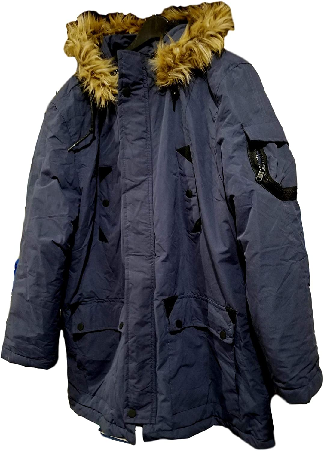 Industry No. 1 Marc New York by Andrew Men's Jacket Wilbur Snorkel Fa latest with