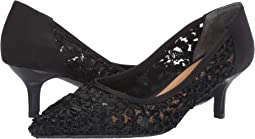 Black Ribbon Lace