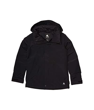 Burton Kids Elodie Jacket (Little Kids/Big Kids) (True Black 1) Girl