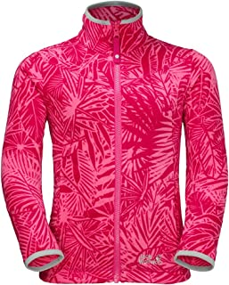 Jack Wolfskin Girl's Jungle Fleece Jacket
