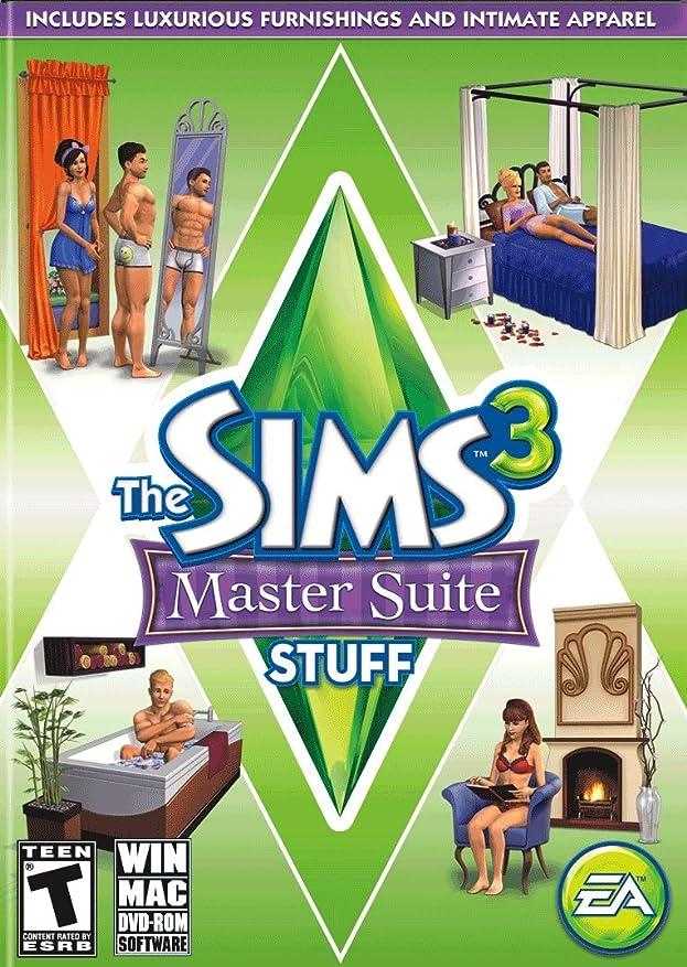アフリカテント批評The Sims 3: Master Suite Stuff (輸入版)