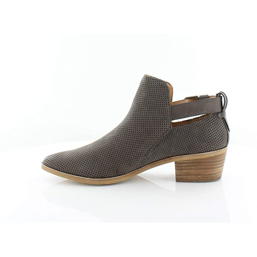 リダクター愛情絵[Dolce Vita] Womens Kara Leather Pointed Toe Ankle Fashion Boots [並行輸入品]