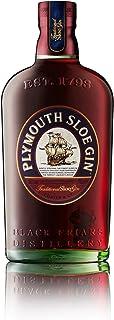Plymouth Sloe Gin – Gin-Likör auf Basis von Schlehenbeeren mit fein-fruchtigen Noten & weichem Aroma – Traditionell hergestellt in der ältesten Destillerie der Welt – 1 x 0,7 L