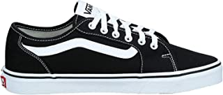 Vans MN Filmore Decon, Men's Shoes, Black ((Canvas) black/white