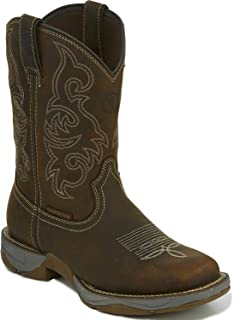 Mens Junction WP Square Toe Boots