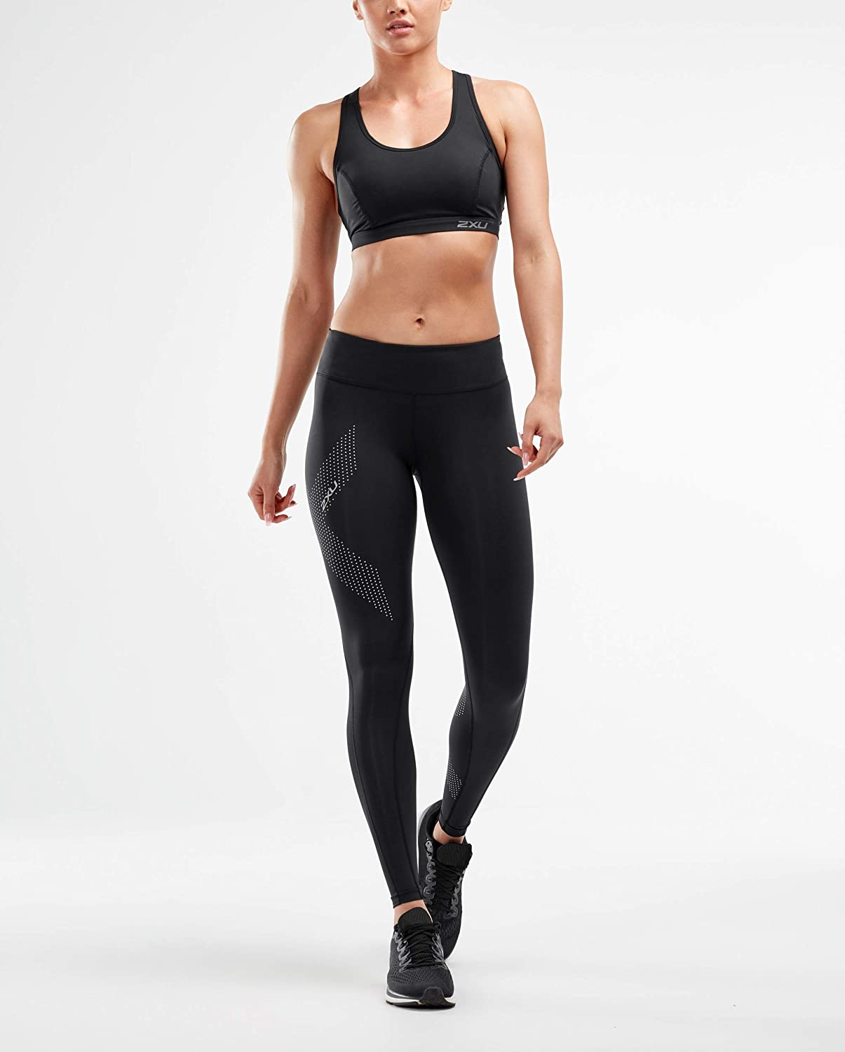 2XU Women's Mid-Rise Tights Compression Cheap mail Super sale order shopping