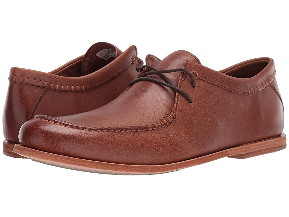 Timberland Boot Company Tauk Point 2 Eye Moc (Medium Brown Full Grain) Men
