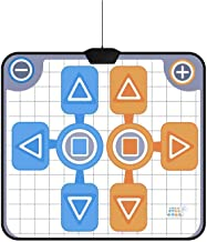$43 » GzxLaY Double Person Non-Slip Dancing Pad Mat, Dance Pad for Nintendo Wii Console Game, for Office Workers,Housewives,Stud...