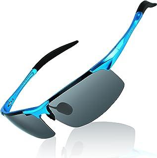 f2c1f2ba116e DUCO Mens Sports Polarized Sunglasses UV Protection Sunglasses for Men 8177s