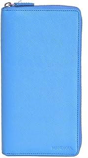 Mandava Genuine Safiano Leather Travel Wallet