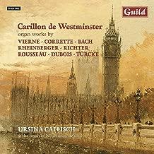Carillon de Westminster - Organ Works