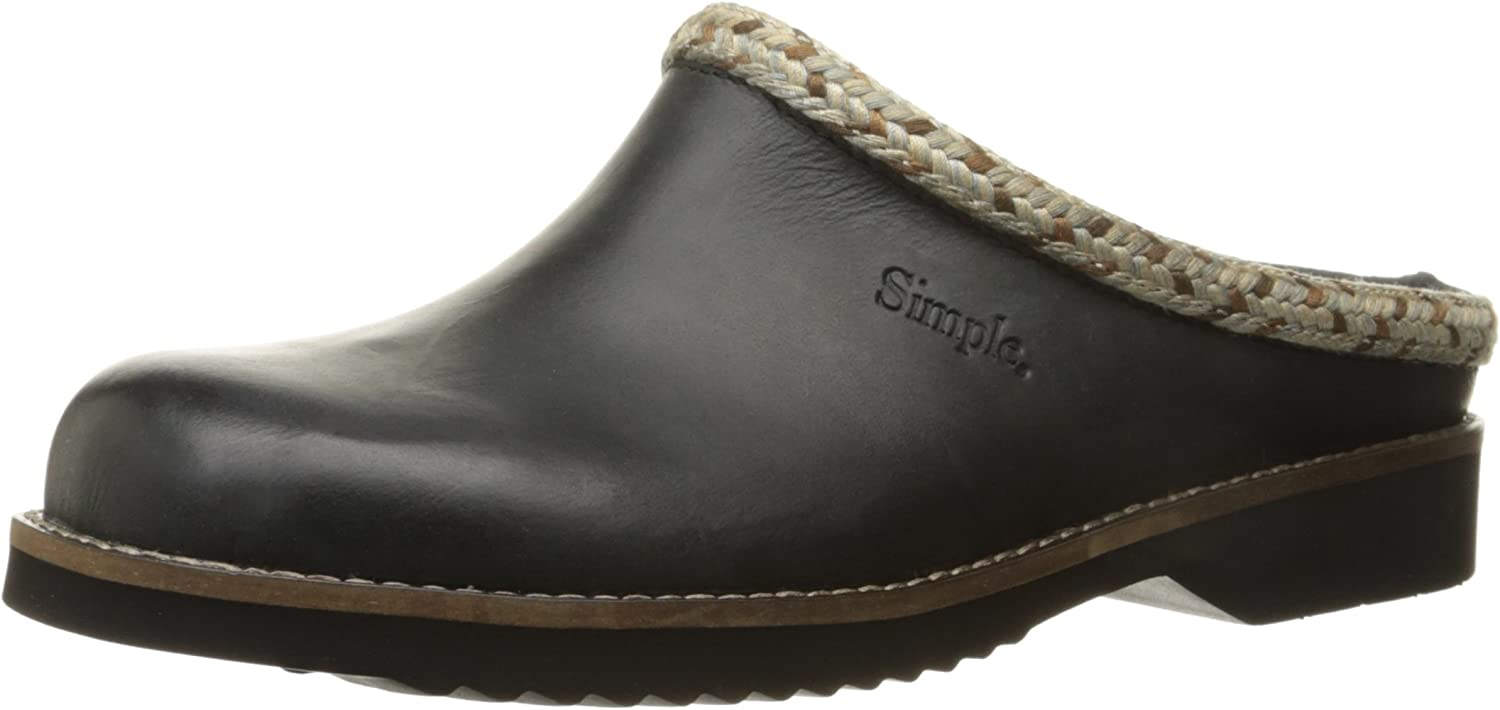 Simple Women's Hallie Mule Indianapolis Max 88% OFF Mall
