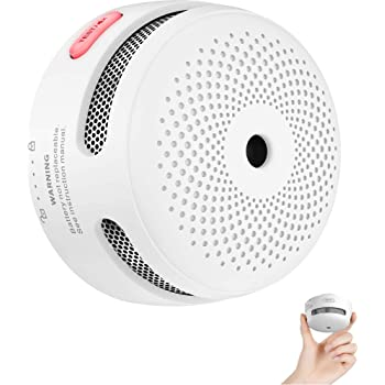 A Sleek Smoke Detector Inspired by