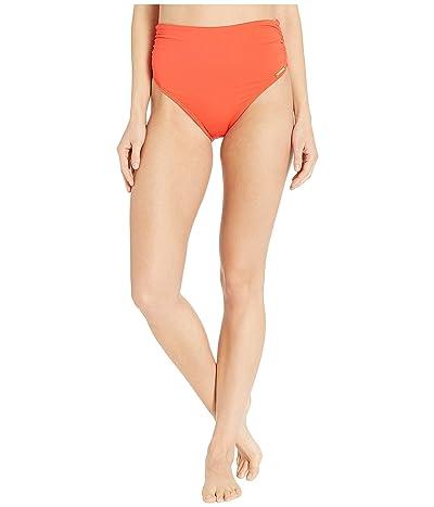 Vince Camuto Surf Shades Convertible High-Waist Bikini Bottoms (Koi) Women