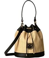 Furla - Corona Small Drawstring Bucket Bag