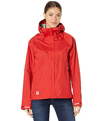Fjallraven High Coast Hydratic Jacket (True Red) Women