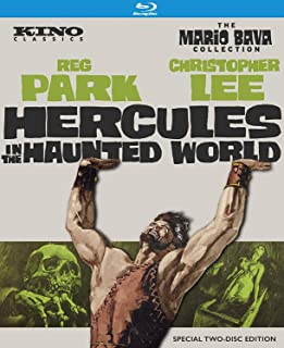 Best Hercules in the Haunted World [Blu-ray] Review