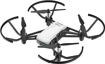 DJI Tello Quadcopter Drone Camera HD Resolution, White