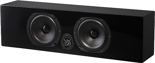 NHT Media Series Slim Center Channel Speaker, High Gloss Black