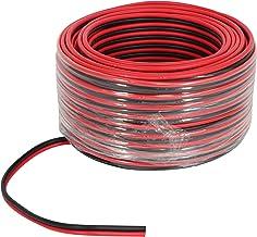 $39 » Sponsored Ad - Rockville RED 14G100 OFC 14 Gauge 100 Foot 100% Copper Speaker Wire Car Audio